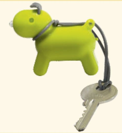 KEY FINDER DOG