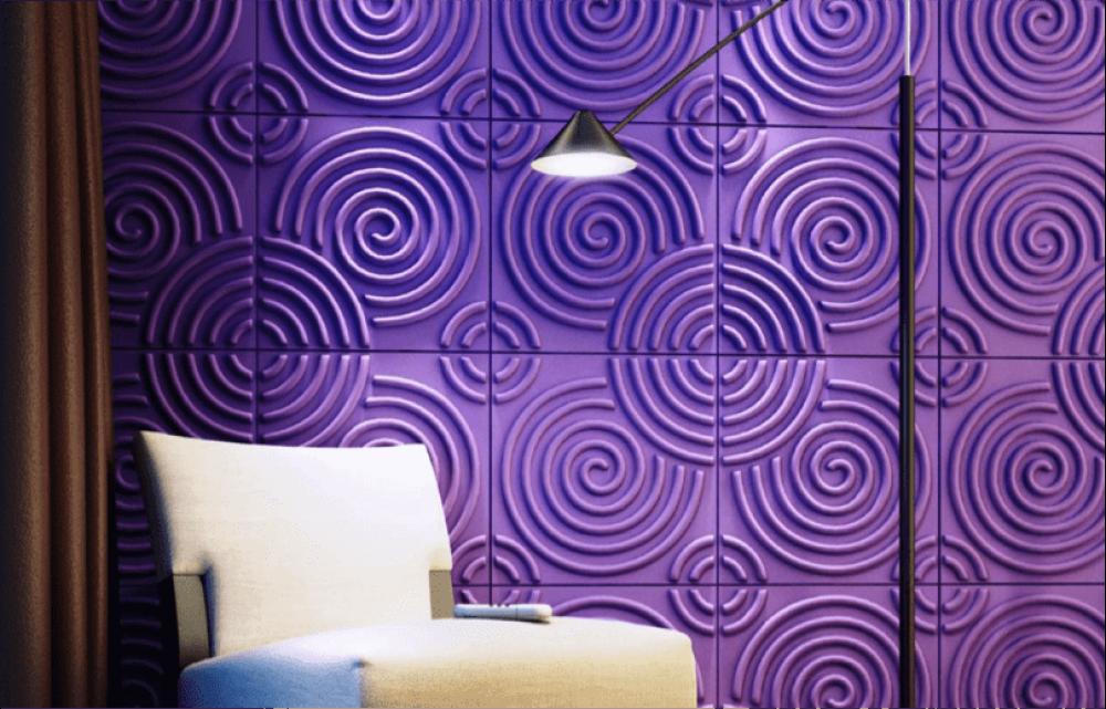Paneles Decorativos 3D Bogota